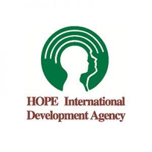 HOPE INTERNATIONAL DEVELOPMENT AGENCY