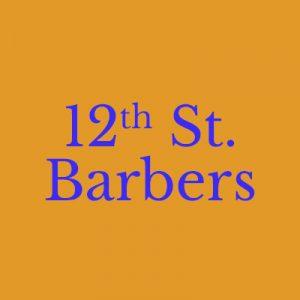 12TH STREET BARBERS