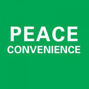PEACE CONVENIENCE