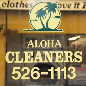 ALOHA CLEANERS
