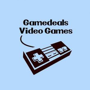 GAMEDEALS VIDEO GAMES