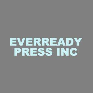 EVERREADY PRESS INC.